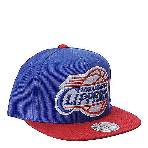 Mitchell and Ness Los Angeles Clippers accessories snapback hats