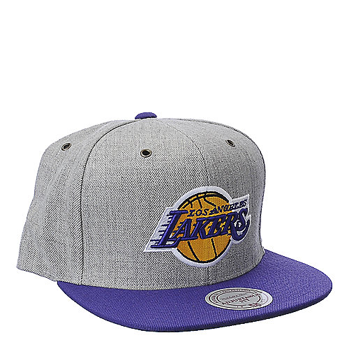 Mitchell and Ness Los Angeles Lakers snapback hat