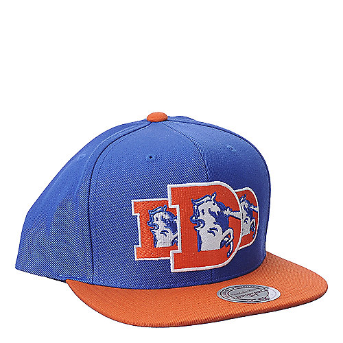 Mitchell and Ness Denver Broncos NFL snapback