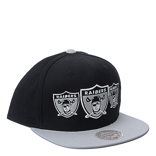 Mitchell and Ness accessories NFL snapback Oakland Raiders 198010049ac0