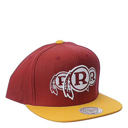 Mitchell and Ness NFL snapback Washington Redskins