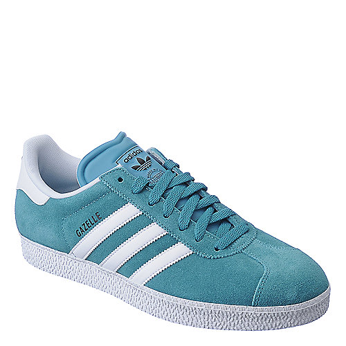 Adidas Gazelle II mens emerald athletic lifestyle sneaker