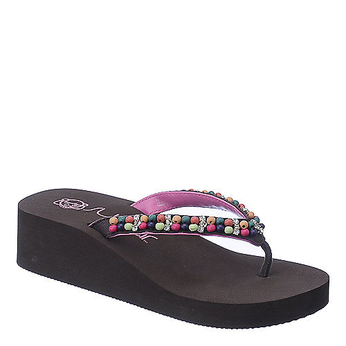 Sugar Zumma Beach womens thong sandal