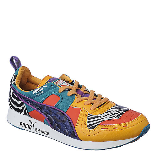 Puma RS-100 mens athletic lifestyle sneaker