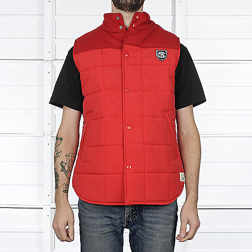 Crooks and Castles Monocrest mens clothing and apparel jacket