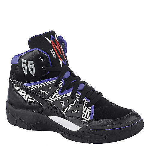 Buy Adidas Mens Mutombo Black Athletic Basketball Shoe  2a09ae3ca