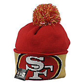 San Francisco 49ers Knit Cap