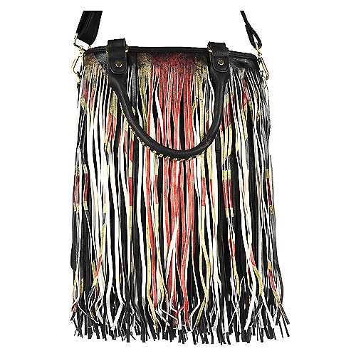 nuG Bone Fringe Bag