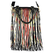 Bone Fringe Bag