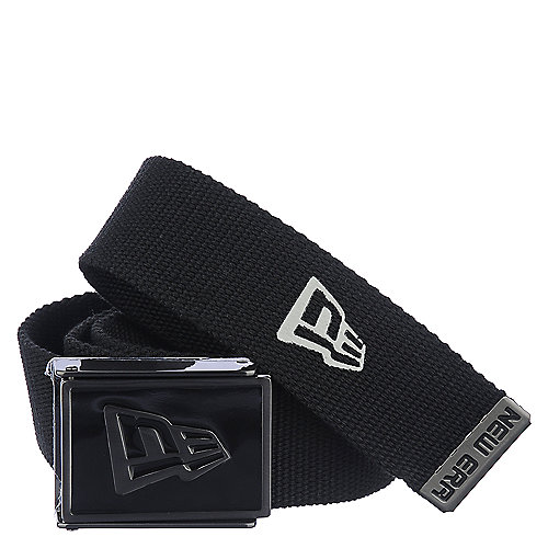 New Era Caps Enamel Buckle Belt