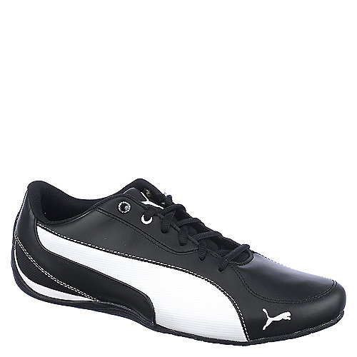Puma Mens Drift Cat 5 black athletic lifestyle running shoe