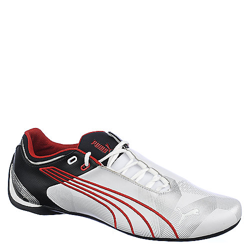Puma Mens Future Cat M2 Grap white athletic running shoe