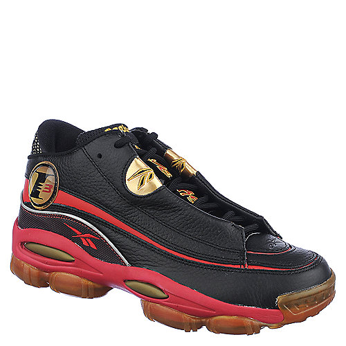 Reebok The Answer DMX 10 black basketball athletic sneaker