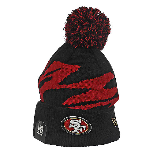 New Era Caps San Fransisco 49ers Knit Cap