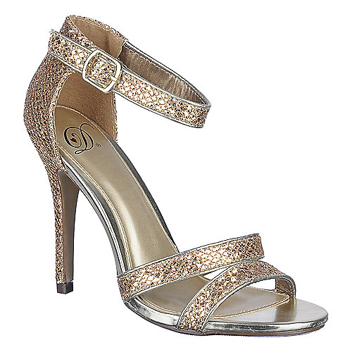 Delicious Women's Glitter High Heel Ruyi-S