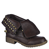 Women's Fold Down Studded Boot Taylor-1-S