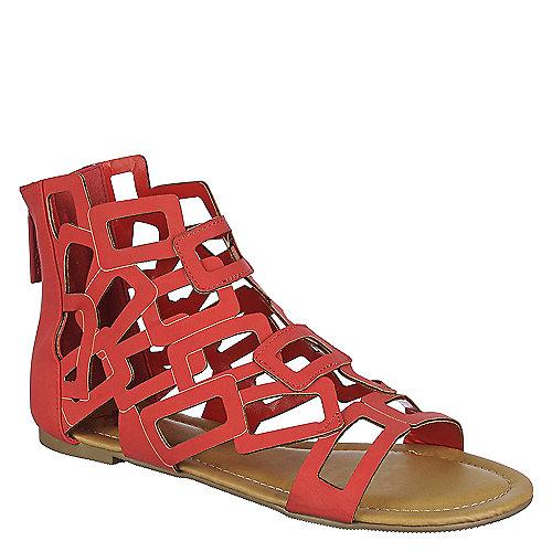 cf3d80dfd182 Shiekh 136 Women s Red Gladiator Sandal
