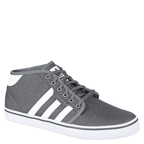 adidas Seeley Mid Men s Grey Casual Lace-Up Sneakers  6ce68e633