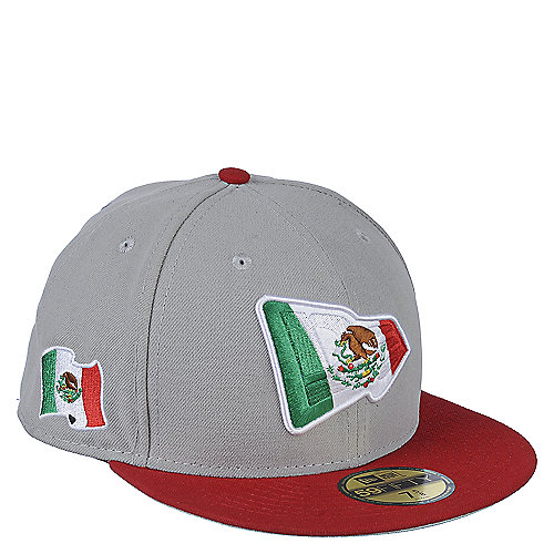 New Era Mexico Cap Grey Cap  7d8c51eadf3