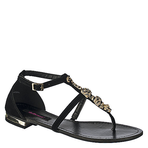 Buy Dollhouse Womens Roar Flat Strappy Sandals