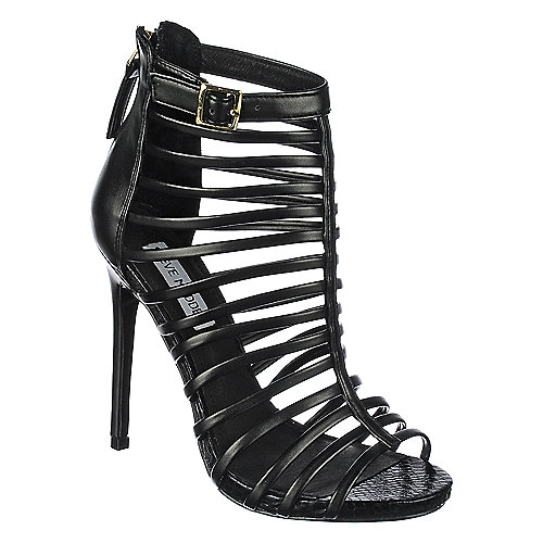 Steve Madden Marnee Women\'s Black High Heel Dress Shoe | Shiekh Shoes