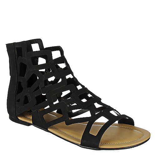 e46896566f6 Shiekh 136 Women s Black Gladiator Sandal