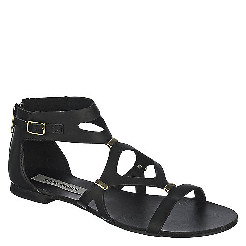 c076d1708f38 Buy Steve Madden Womens Comma-M flat sandals