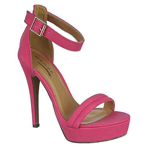 a6497bb0c823 Buy glaze women Starburst-1 high heel platform dress shoes