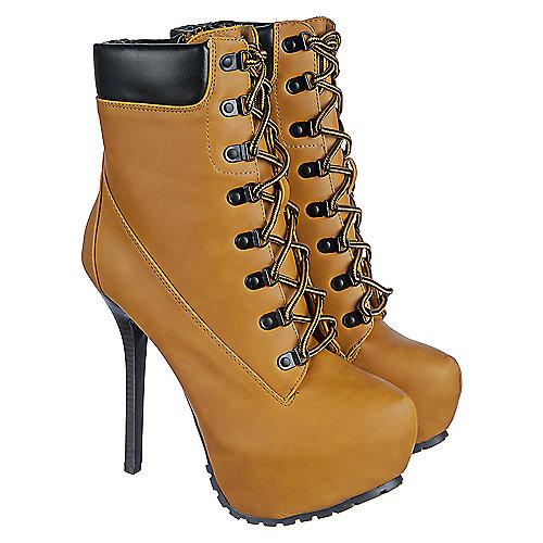 Shiekh Women's High Heel Boot Milian-01A