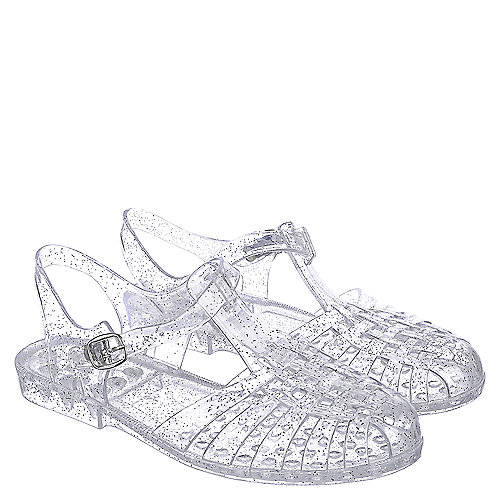 c2a6371745d5 Shiekh Amira-01 Women s Clear Jelly Sandals