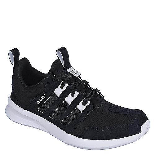 689d1cfa5 adidas SL Loop Runner Men s Black Athletic Running Shoes