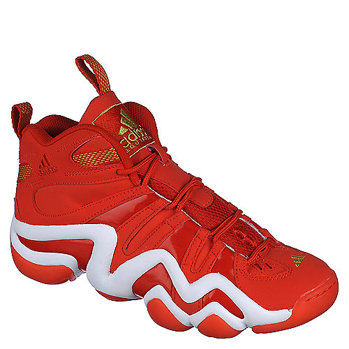 sports shoes 2bb19 43555 adidas. OrangeGoldWhite Crazy 8