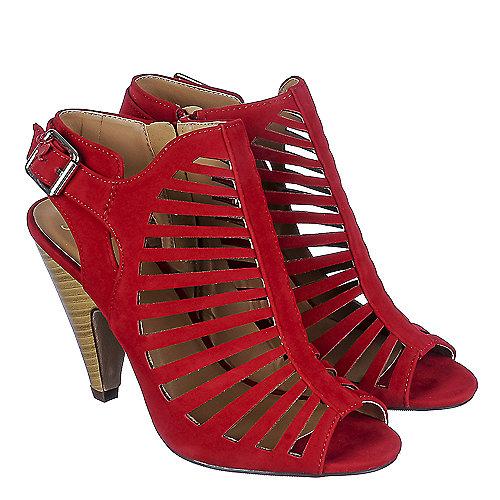 f7dc8475158 Shiekh Shaky-S Women s Red Low-Heel Shoes