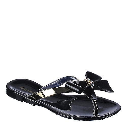 861cddbddfb9 Bamboo Girls Maui-01K kids sandals
