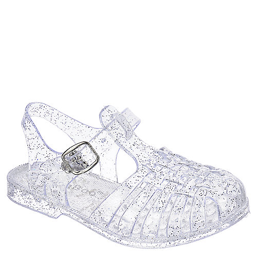 b2543cc4f21a Bamboo Suzy-01K Girl s Clear Jelly Sandals