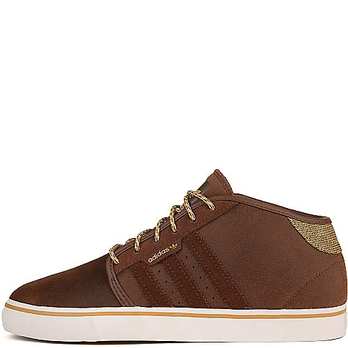 Adidas Seeley Mid Men s Brown Casual Lace-Up Sneakers  7db63787f