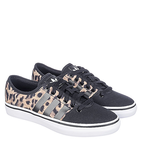 2e604bdfcd94fe Adidas Adria Lo W Women s Leopard Casual Lace-Up Sneakers