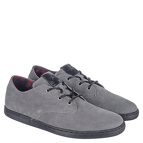 7b369c2e6 Creative Recreation Vito Lo Men s Charcoal Casual Lace Up Sneaker ...