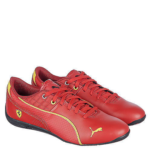 Puma Drift Cat 6 SF Men s Red Casual Lace-Up Shoes  515d39527