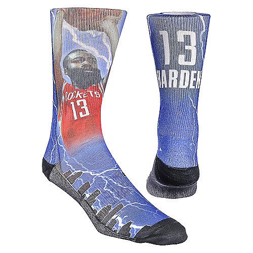 7762ebcbce79 FBF Originals James Harden Houston Rockets Socks