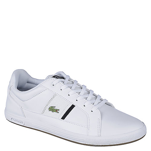 27b317bbd7 Lacoste Europe croc-147 Men s White Casual Shoe