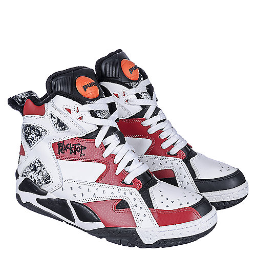 White Blacktop Shoes Lifestyle Men's Reebok Athletic Battleground dqRxn0qZt