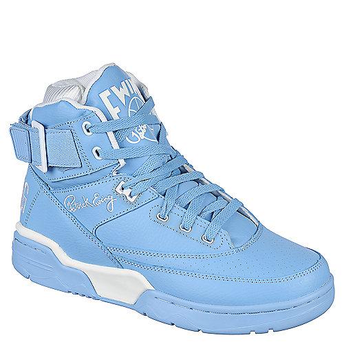 ewing 33 hi s sky blue athletic sneakers