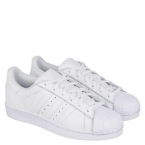 c0a2887bf630 Adidas Superstar Foundation Youth White Casual Lace Up Sneaker ...