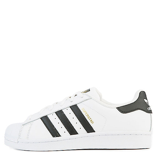 d6d0826cacff Adidas Superstar Men s White Casual Lace Up Sneakers