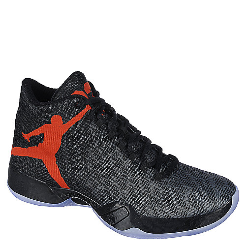 31177c93c6721b Air Jordan XX9 Team Orange Mens Black Athletic Shoe   Shiekh Shoes