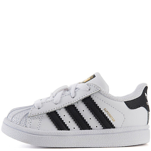 d195146ef7c adidas Superstar Toddler White Sneaker