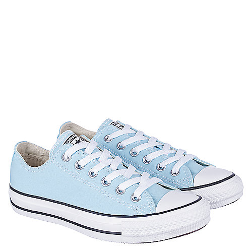 295610922470 Converse CT OX Light Blue Unisex Casual Lace-Up Sneakers