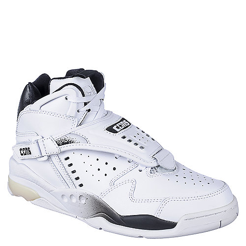 Converse Aero Jam Mid Men s White Athletic Shoe  f937e4c510