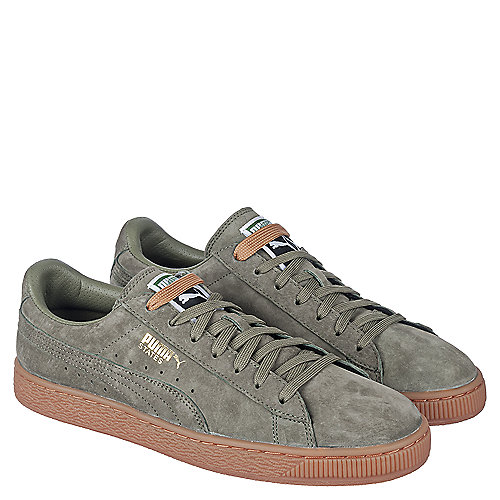 Puma States Winter Gum Pack Green Men s Casual Lace-Up Shoes ... baa089cdb